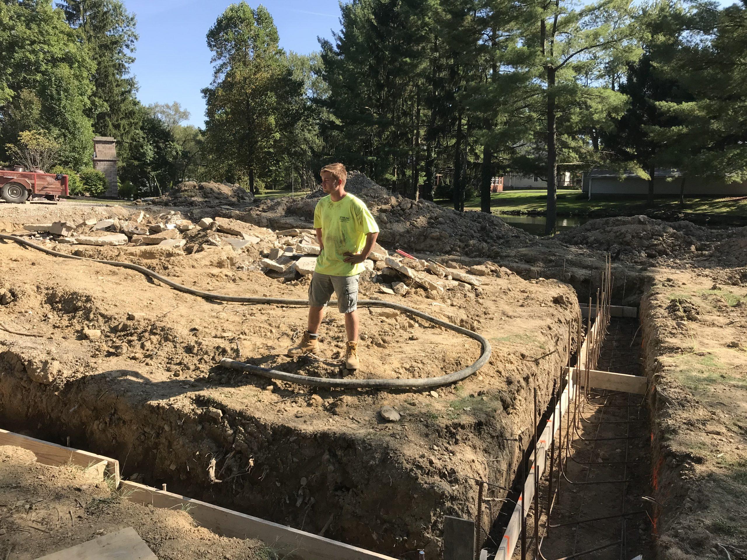 Concrete Contractor, Cement Driveway, Topcoat Sealant, Fix Cement